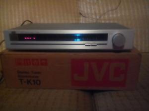 JVC AM FM tuner