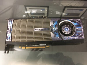 Carte mère, cpu i7, ram, power supply et gtx480