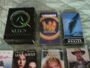 16 vhs moves plus 1 new vhs =STRATHROY London Ontario image 4