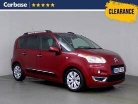 2010 CITROEN C3 PICASSO 1.6 HDi 16V Exclusive 5dr MPV 5 Seats