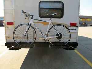 SINGLE OR DOUBLE RV BIKE RACK