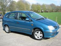 2003 53 REG Nissan Almera Tino 2.2dCi ( 112ps ) SE (LOW MILEAGE)