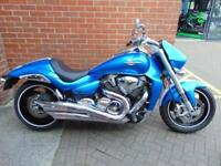 2012 (12) SUZUKI VZR1800 INTRUDER - AMAZING CONDITION