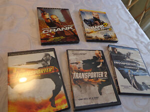 Crank and Transporter Movies