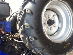 4 roues wolverine 350 4x4 1999