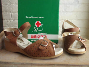 Women's Worishofer Sandals  (size 37)
