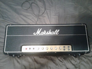 1977 Marshall 50 watt Super Bass model 1986