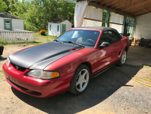 Ford mustang a vendre