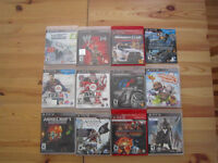 PS3 games, Little Big Planet 3, various