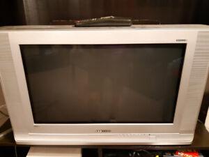 Older flat screen TV