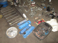 Ford Mustang parts. 1966 289 Heads, Luggage Rack, Front Grills
