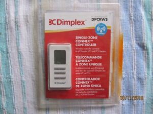 Dimplex Connex Wireless remote for Electric Baseboard Heaters