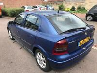 2005 Vauxhalll Astra 1.4i 16v Enjoy - FULL MOT - LOW MILEAGE