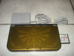 Zelda Hyrule Edition NEW 3DS XL w/2000+ Games!