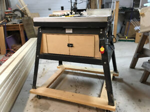 Router table fence buy or sell tools in ontario kijiji classifieds craftex router table greentooth Image collections