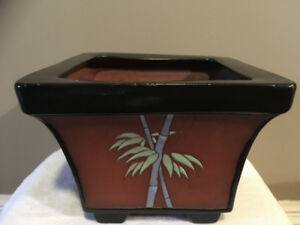Chinese Planter Vase - Make me an offer