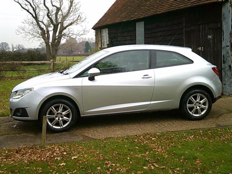 2009 Seat Ibiza 1.4 16v 85 SportCoupe 2009MY SE