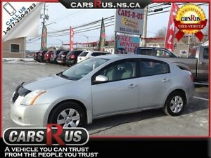 2009 Nissan Sentra 2.0.....includes 4 FREE winter tires!!