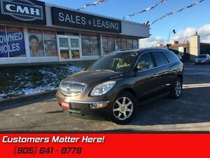 2008 Buick Enclave CXL   LEATHER, 3RD ROW SEATING, REMOTE START!