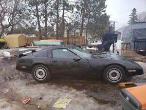 1985 corvette $5700 obo
