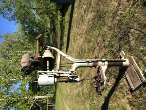 "20"" barnes camelback drill press"