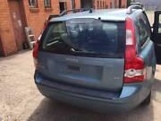 volvo v50 rear  bumper bar brackets each,2004 onward Colyton Penrith Area Preview