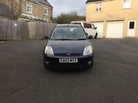 Ford Fiesta Zetec 1.4, 1 Owner, FSH, cambelt and pump done