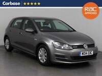 2014 VOLKSWAGEN GOLF 1.6 TDI 110 BlueMotion 5dr
