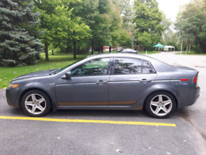 Acura TL 2004 Dynamic Package, Man. 6 vitesses