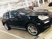 Porsche Cayenne 4.8 Tiptronic S Turbo, LEFT HAND DRIVE,