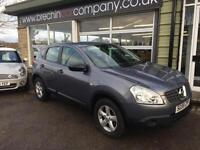 Nissan Qashqai 1.6 2WD Visia - FINANCE AVAILABLE