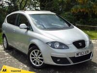 2013 63 SEAT ALTEA XL 1.6 CR TDI ECOMOTIVE SE 5D DIESEL