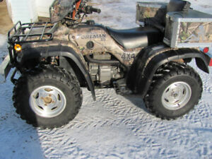 wanted honda atv