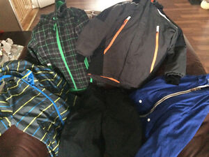 Boys Jackets size 7/8