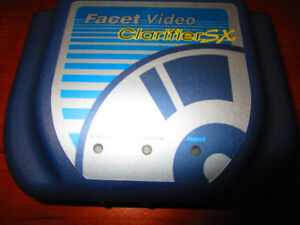 Facet Video Clarifier & Stabilizer (like new)