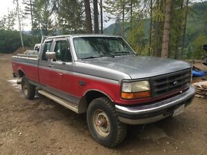 For Sale 1994 Ford F250 Super Cab 3/4 ton 7.3 Turbo Diesel