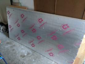 50mm Celotex Insulation 6x4 X 2 sheets