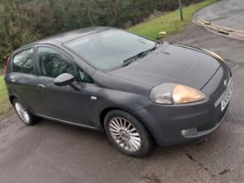 Fiat Punto 1.4 59 Plate