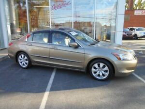 2010 HONDA ACCORD EX-L POWER HEATED LEATHER SEATS