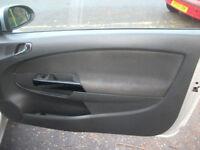 Vauxhall/Opel Corsa 1.0i 12v ( a/c ) 2007MY Life 3 months warranty