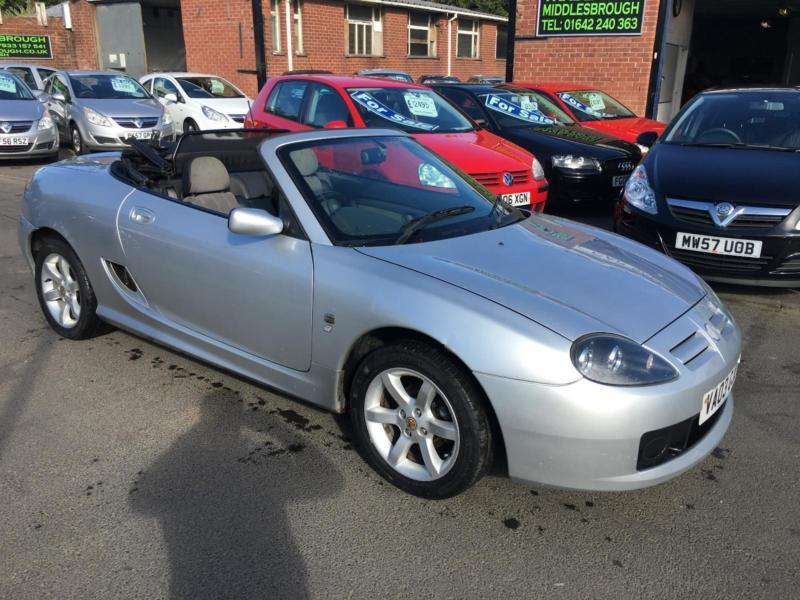mg mgf tf 1 8 135 bargain px to clear in middlesbrough. Black Bedroom Furniture Sets. Home Design Ideas