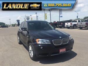 2012 BMW X3 Drive35i  WOW!!! CHECK OUT THIS AMAZING PRICE!!! Windsor Region Ontario image 11