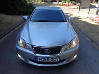 2010 Lexus IS 220d SE 2.2TD ( 17 Alloy ) [1 OWNER+FULL LEXUS SH+PHONE+WARRANTY]