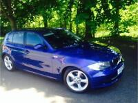 2007 BMW 1 Series 1.6 116i ES 5dr