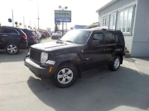 Jeep Liberty 4WD 4dr 2010
