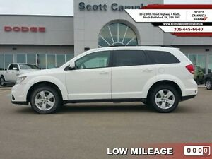 2011 Dodge Journey SXT   - trade-in - sk tax paid - non-smoker -