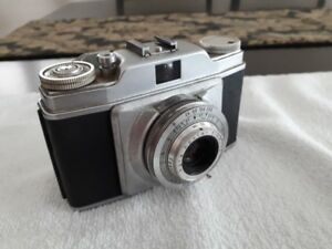 Vintage (1950's) Agfa Pronto 35mm Camera