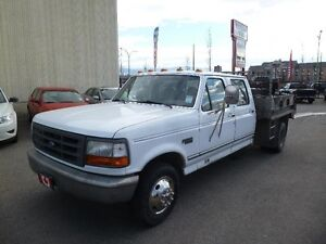 1996 Ford F-350 Chassis Cab XL