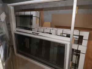 Porte Patio 6' Decko Combo-Aluminium (hybride) Blanche à vendre