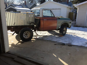 1971 K5 Blazer Single cab
